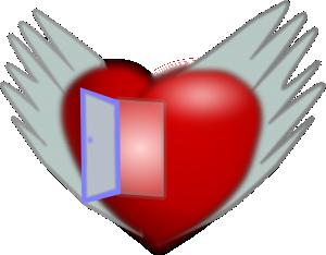 door to the heart